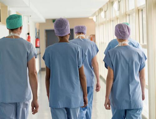 Análisis de la organización sanitaria